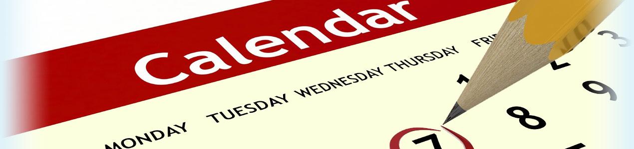 Calendario Escolar Platero